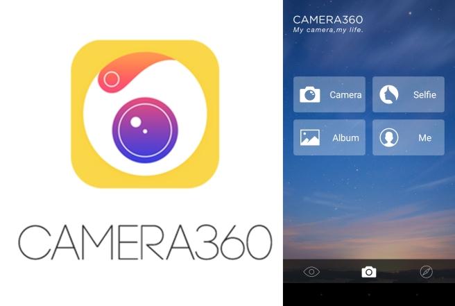 montagem camera 360