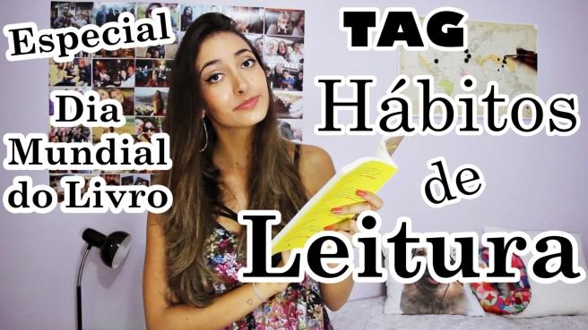 TAG Hábitos de  Leitura